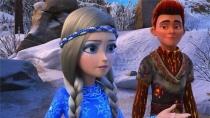 《冰雪女王3:火与冰》曝预告