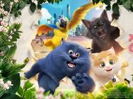 《猫与桃花源》4月5日上映 三大看点正式揭秘