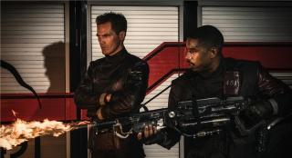 《华氏451》新预告 迈克尔·珊农与乔丹反目成仇