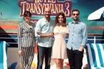 数名演员新加盟《精灵旅社3》 导演分享创作背景