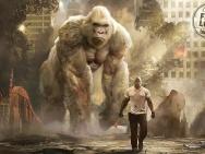 《狂暴巨兽》3.5亿登顶 《头号玩家》居年度第五