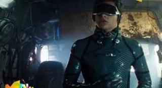 秒懂电影:超能体验!带上VR眼镜进入的游戏世界