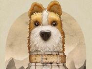 《犬之岛》金沙娱乐风系列海报 众汪灵动诗意萌化人心