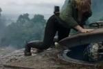 """《侏罗纪世界2》电视预告 """"合成恐龙""""袭击人类"""