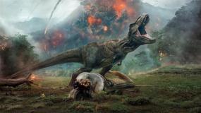 《侏罗纪世界2》电视预告 恐龙种族面临巨大危机