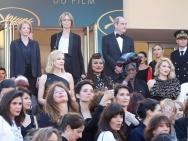 戛纳Day5:诺兰人气爆棚 82位女影人呼吁性别平等