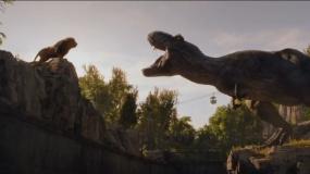 《侏罗纪世界2》曝光第七支预告片