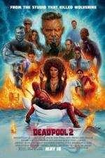 《死侍2》全球票房大爆 北美海外市场双双破记录