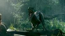 《侏罗纪世界2》电视预告 Blue狂暴出击