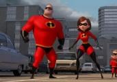 《超人总动员2》正片片段 超人一家对决采矿大师