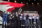 6月1日,第四届成龙国际动作电影周金沙娱乐发布会在京召开,宣布电影周将于今年7月18日至22日在历史文化名城——山西省大同市举行。国际电影艺术家成龙先生亮相金沙娱乐发布会。国家电影局艺术处处长陆亮,国家电影局电影频道节目中心主任曹寅,山西省委常委、大同市委书记张吉福,大同市委副书记、市长武宏文,大同市委常委、统战部长黄岑丽,大同市委常委、常务副市长薛明耀,大同市副市长郭蕾等出席发布会。