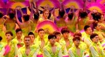开场秀《花开上合》震撼全场 上合组织成员国儿童登台揭幕