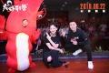 """《龙虾刑警》6.14重庆路演 周游首开""""拥抱会"""""""