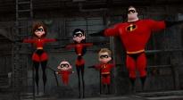 皮克斯回归力作《超人总动员2》曝光两支片段