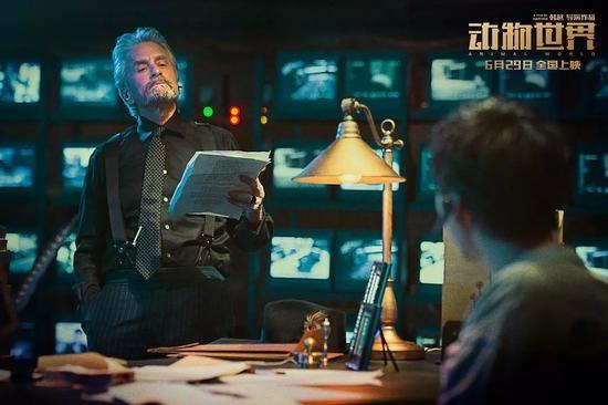 广州长隆野生动物园区,《动物世界》首映礼上的韩延,李易峰 《动物
