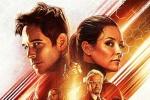 北美票房:《蚁人2》夺冠 纪录片《惠特尼》获赞