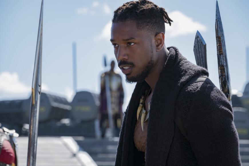 《黑豹》再次惊呆'你,入围奥斯卡最佳影片提名