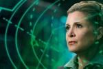 凯丽·费雪将现身《星战9》 来源于未使用素材