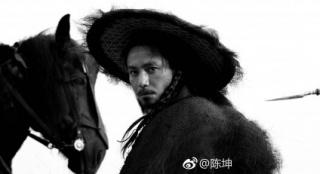 陈坤为《诗眼倦天涯》写长文 沉迷新角色无法自拔