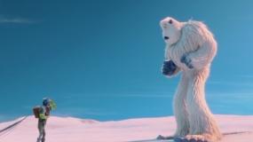 《雪怪大冒险》发布电视版预告