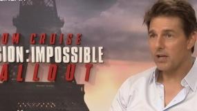 《碟中谍6:全面瓦解》汤姆·克鲁斯杜比影院专访特辑
