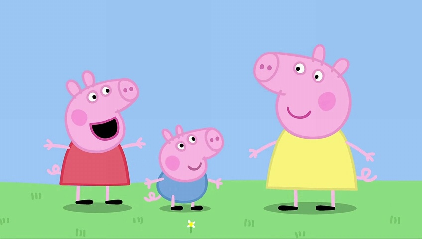 《小猪佩奇》将拍大电影 西方小猪要过中国大年