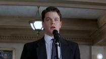 《造雨人》片段 马特·达蒙宣誓为正义而战