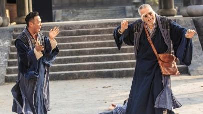《新乌龙院》尬毁童年? 翻拍经典有了情怀少了情感