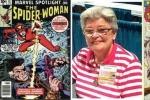 传奇漫威调色师玛丽·塞维林去世 曾创作蜘蛛女