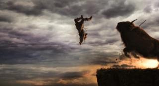 《阿尔法:狼伴归途》点映特辑 史前环境令人震撼