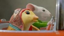 《精灵鼠小弟2》片段 精灵鼠英雄救美