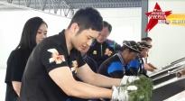 黄晓明调研江城茶产业 华语青年影像论坛新锐影人脱颖而出