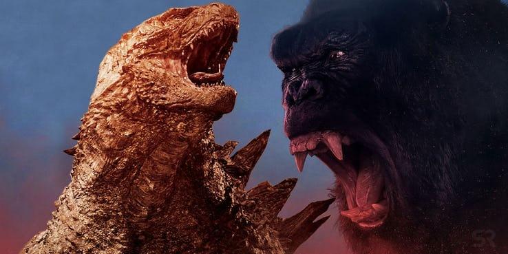 《哥斯拉大战金刚》定下男主角 怪兽宇宙现雏形