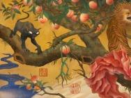 《神奇动物》曝中国风海报 嗅嗅捧金元宝满脸喜色