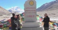 珠峰環保大使與旅游大使黃軒 為珠穆朗瑪峰美景美食代言