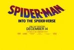 """超级英雄动画电影《蜘蛛侠:平行宇宙》发布了最新角色海报,蜘蛛六侠纷纷亮相,""""小黑蛛""""迈尔斯、初代蜘蛛侠彼得·帕克、女蜘蛛侠格温、暗影蜘蛛侠、日系少女潘妮·帕克和""""蜘猪侠""""。"""