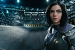 卡梅隆现身《阿凡达2》片场强力推荐《阿丽塔》