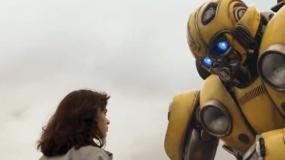 《大黄蜂》发布日版新预告片