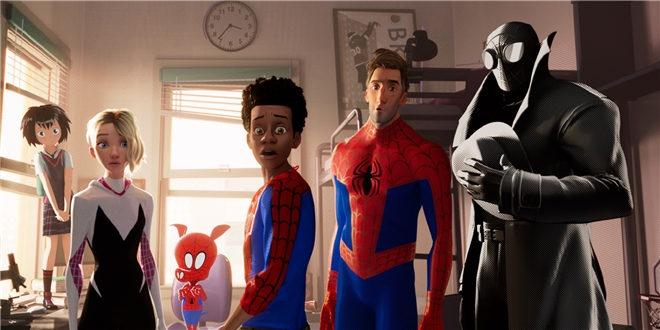 《蜘蛛侠》定档12.21 斯坦·李惊喜客串与六侠同框