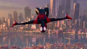 《蜘蛛侠:平行宇宙》重塑超级英雄形象 杨紫琼加盟《去年圣诞》