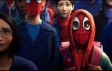 《蜘蛛侠:平行宇宙》新预告 人人都是蜘蛛侠