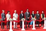 海南岛电影博物馆开馆 尼古拉斯凯奇现身剪彩仪式