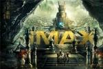 《云南虫谷》IMAX 3D版特制海报 摸金小队搏命