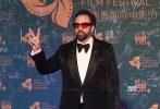 海南岛国际电影节开幕 凯奇王宝强朱一龙亮相红毯