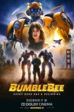 《大黄蜂》发布杜比版海报 正反派全景式展现