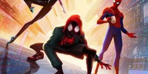 北美票房:动画《蜘蛛侠》夺冠 《骡子》褒贬不一