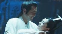 《武林怪兽》首映礼 郭碧婷透露为和古天乐共舞苦练一个月