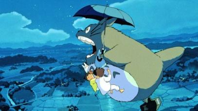 宫崎骏用《龙猫》帮助人们找寻童年记忆