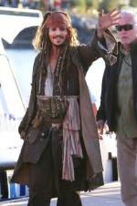 迪士尼《加勒比海盗》重启 约翰尼·德普不回归
