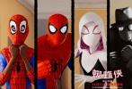 由美国哥伦比亚影片公司,美国漫威公司和美国索尼动画影片公司联合出品的《蜘蛛侠:平行宇宙》已于本周五上映,内地首映当日排片在不占优势的情况下下,仍然夺得首日票房冠军,创今年好莱坞动画片内地最高开局!目前已成功破亿元大关,并连续两天获得单日票房冠军!整部电影里充斥着大胆的、风格化的视觉效果,将传统复古漫画与CG技术强强结合,打造一种前所未有的视效体验。充满活力的视觉风格不仅远远超出观众对于CG动画电影的期待,也是向黄金时代漫画经典造型的一次致敬。